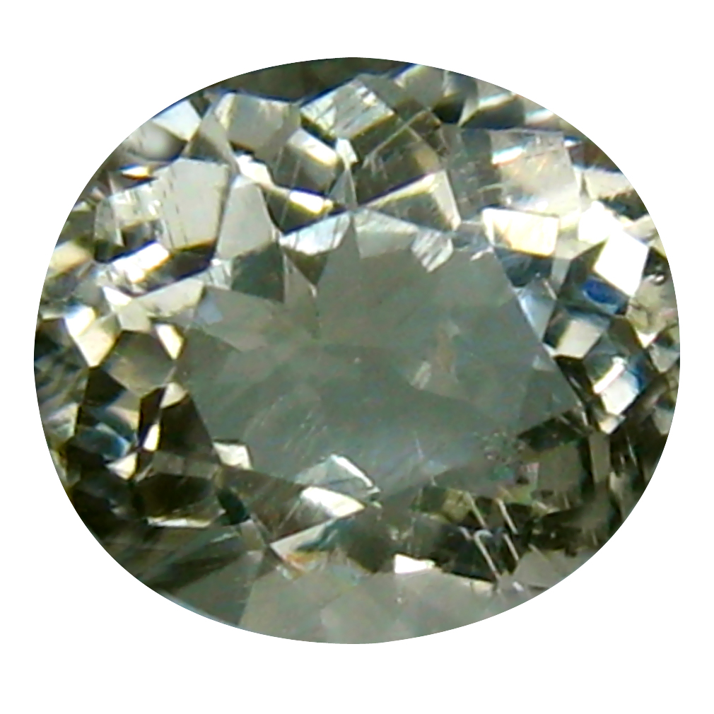 1.51 ct Spectacular Oval Cut (8 x 7 mm) Un-Heated Yellow Scapolite Natural Gemstone