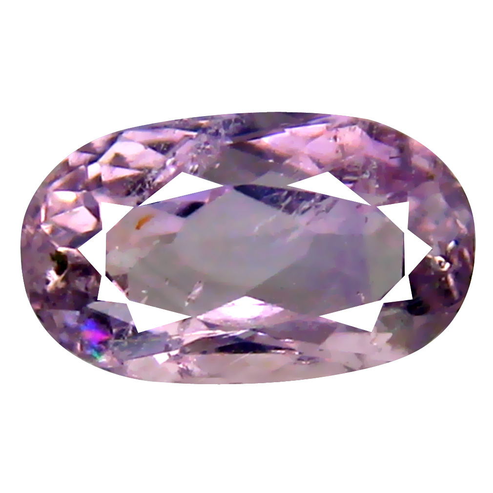 1.04 ct AAA Valuable Oval Shape (8 x 5 mm) Pink Morganite Natural Gemstone
