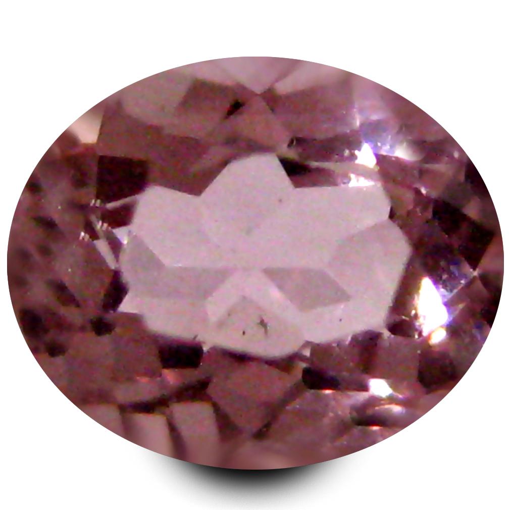 0.36 ct Fantastic Oval Cut (5 x 4 mm) Pink Color Natural Morganite Natural Gemstone