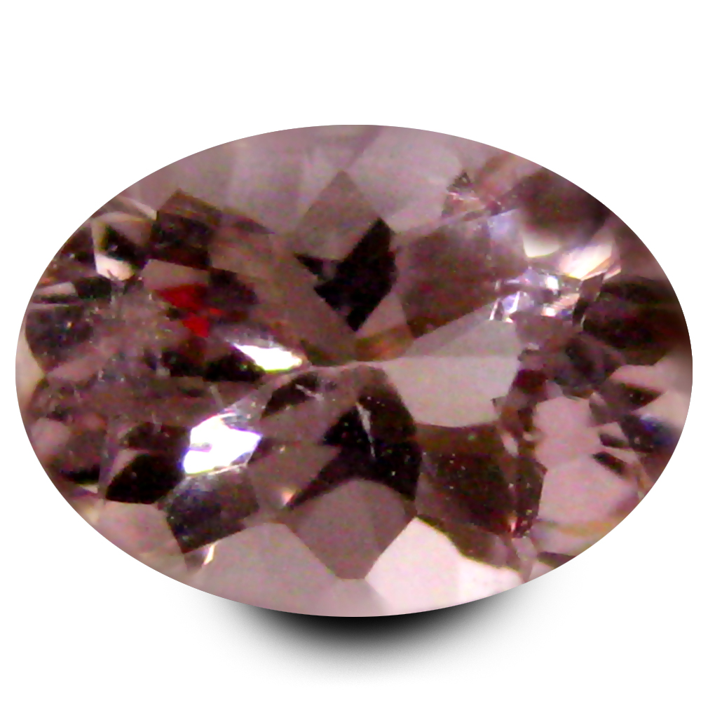 0.50 ct Grand looking Oval Cut (6 x 5 mm) Pink Color Natural Morganite Natural Gemstone