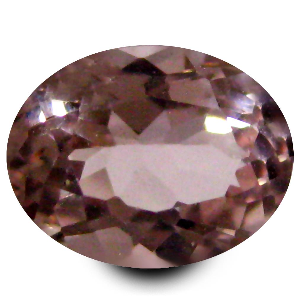 0.52 ct Incredible Oval Cut (6 x 5 mm) Pink Color Natural Morganite Natural Gemstone