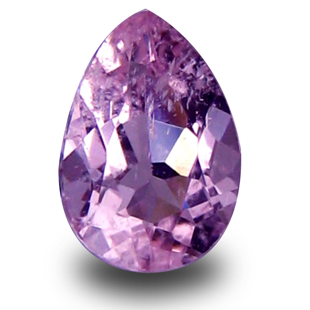 0.40 ct Best Pear Cut (6 x 4 mm) Pink Color Natural Morganite Natural Gemstone