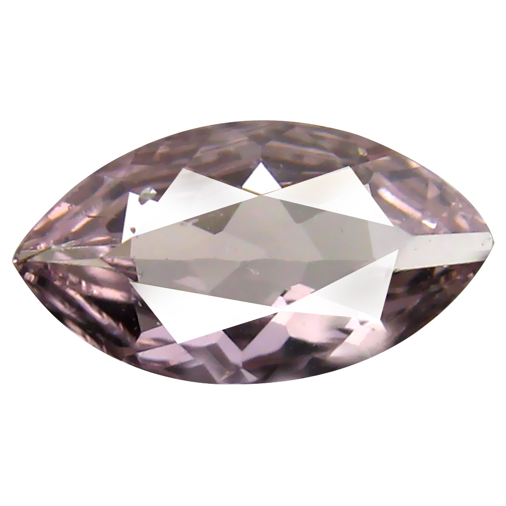 1.26 ct Marquise Shape (12 x 6 mm) Brazilian Pink Morganite Loose Gemstone