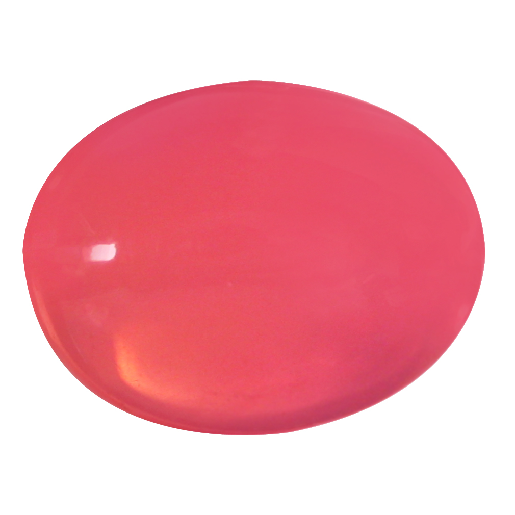 2.59 ct  Excellent Oval Cabochon Shape (12 x 9 mm) Pink Opal Natural Gemstone
