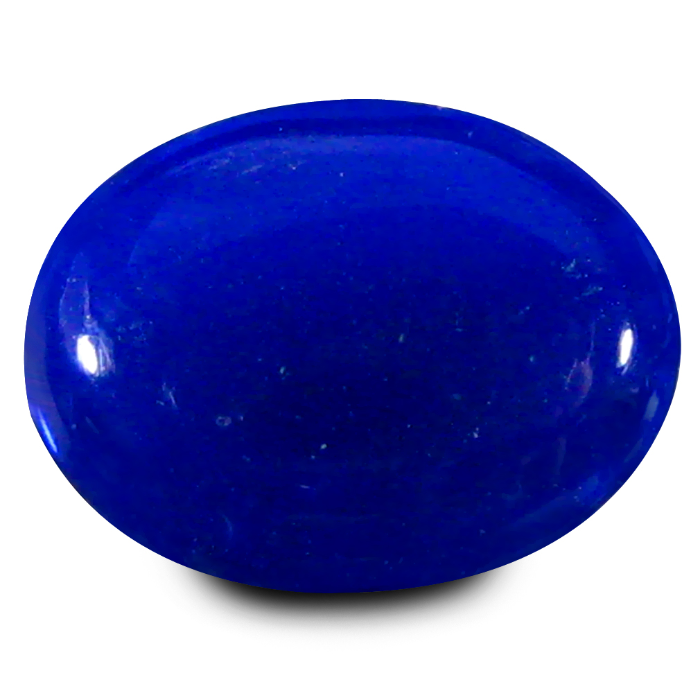 1.08 ct  Eye-popping Oval Cabochon Shape (9 x 7 mm) Violet Opal Natural Gemstone