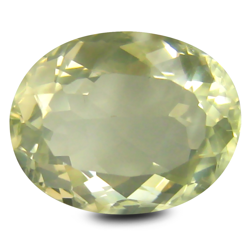 3.10 ct AAA Flashing Oval Shape (11 x 9 mm) Golden Yellow Orthoclase Natural Gemstone