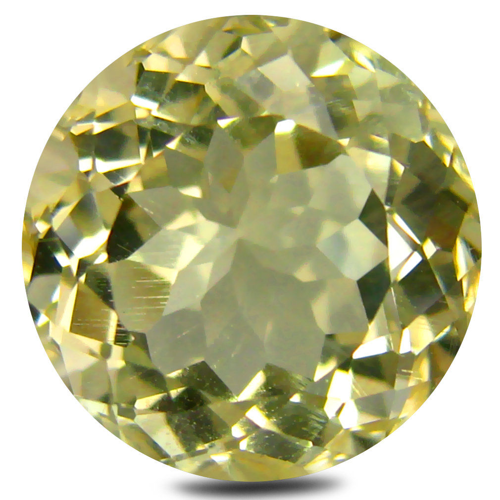 4.92 ct AAA Phenomenal Round Shape (11 x 11 mm) Golden Yellow Orthoclase Natural Gemstone