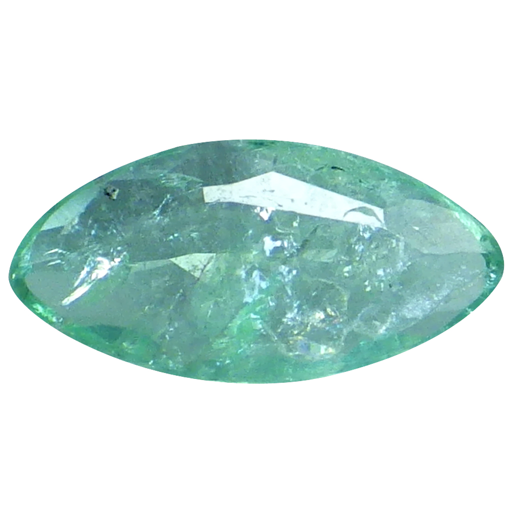 0.18 ct Terrific Marquise Cut (6 x 3 mm) Copper Bearing Paraiba Tourmaline Natural Loose Gemstone