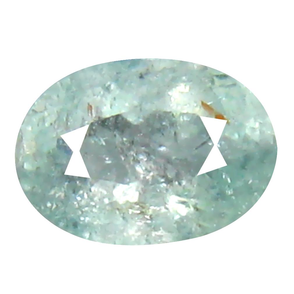 0.45 ct Astonishing Oval Cut (6 x 4 mm) Copper Bearing Paraiba Tourmaline Natural Loose Gemstone