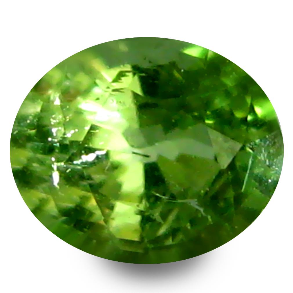 0.30 ct Stunning Oval Cut (5 x 4 mm) Copper Bearing Paraiba Tourmaline Natural Loose Gemstone