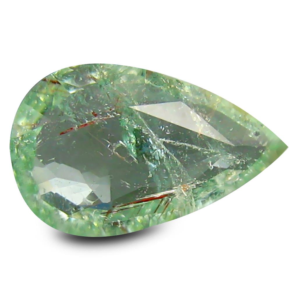 0.83 ct Astonishing Pear Cut (9 x 6 mm) Copper Bearing Paraiba Tourmaline Natural Loose Gemstone