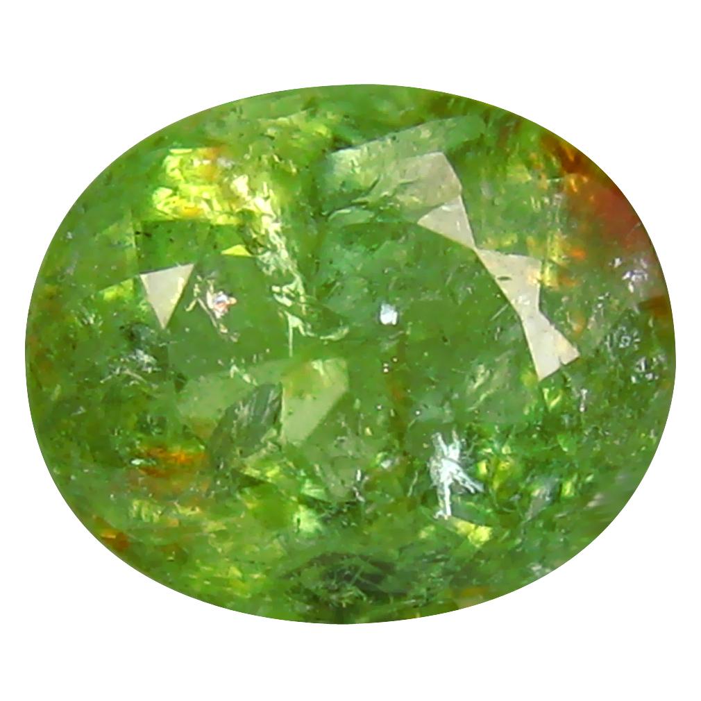 1.29 ct Extraordinary Oval Cut (7 x 6 mm) Copper Bearing Paraiba Tourmaline Natural Loose Gemstone
