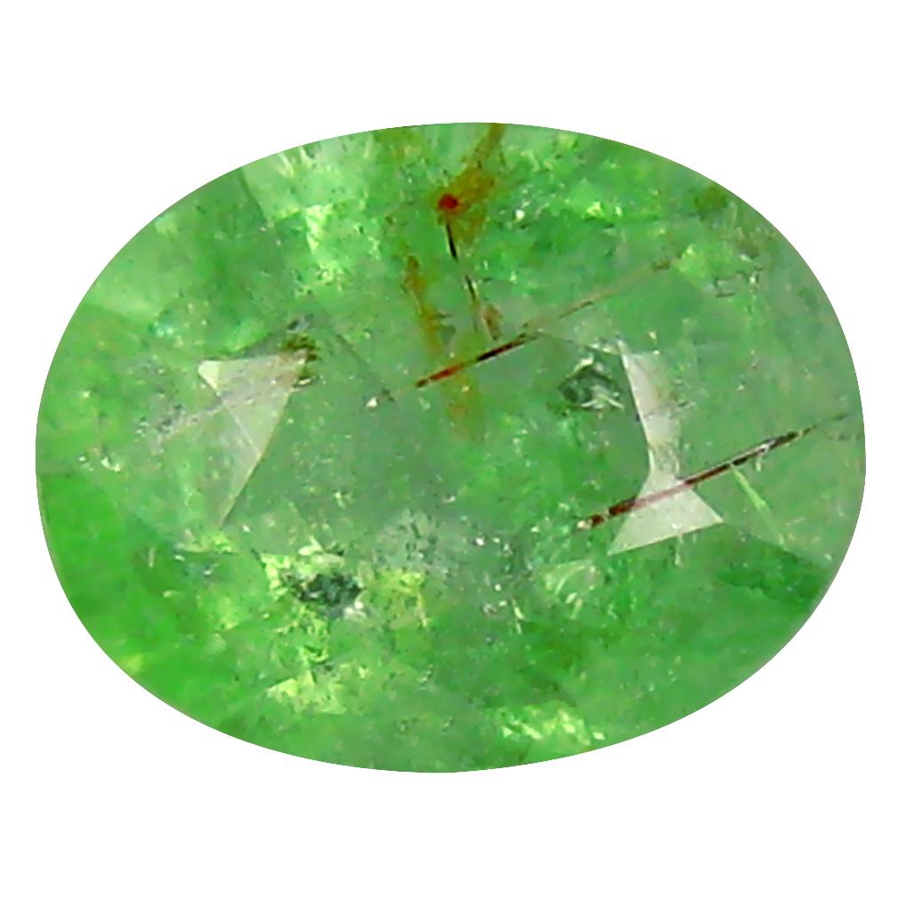 0.94 ct Pleasant Oval Cut (7 x 6 mm) Copper Bearing Paraiba Tourmaline Natural Loose Gemstone