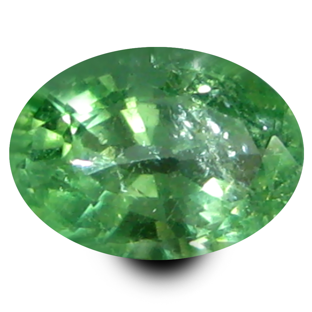 0.63 ct Exquisite Oval Cut (6 x 5 mm) Copper Bearing Paraiba Tourmaline Natural Loose Gemstone