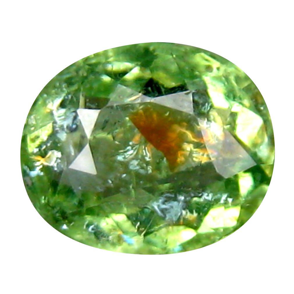 0.87 ct Topnotch Oval Cut (7 x 6 mm) Copper Bearing Paraiba Tourmaline Natural Loose Gemstone