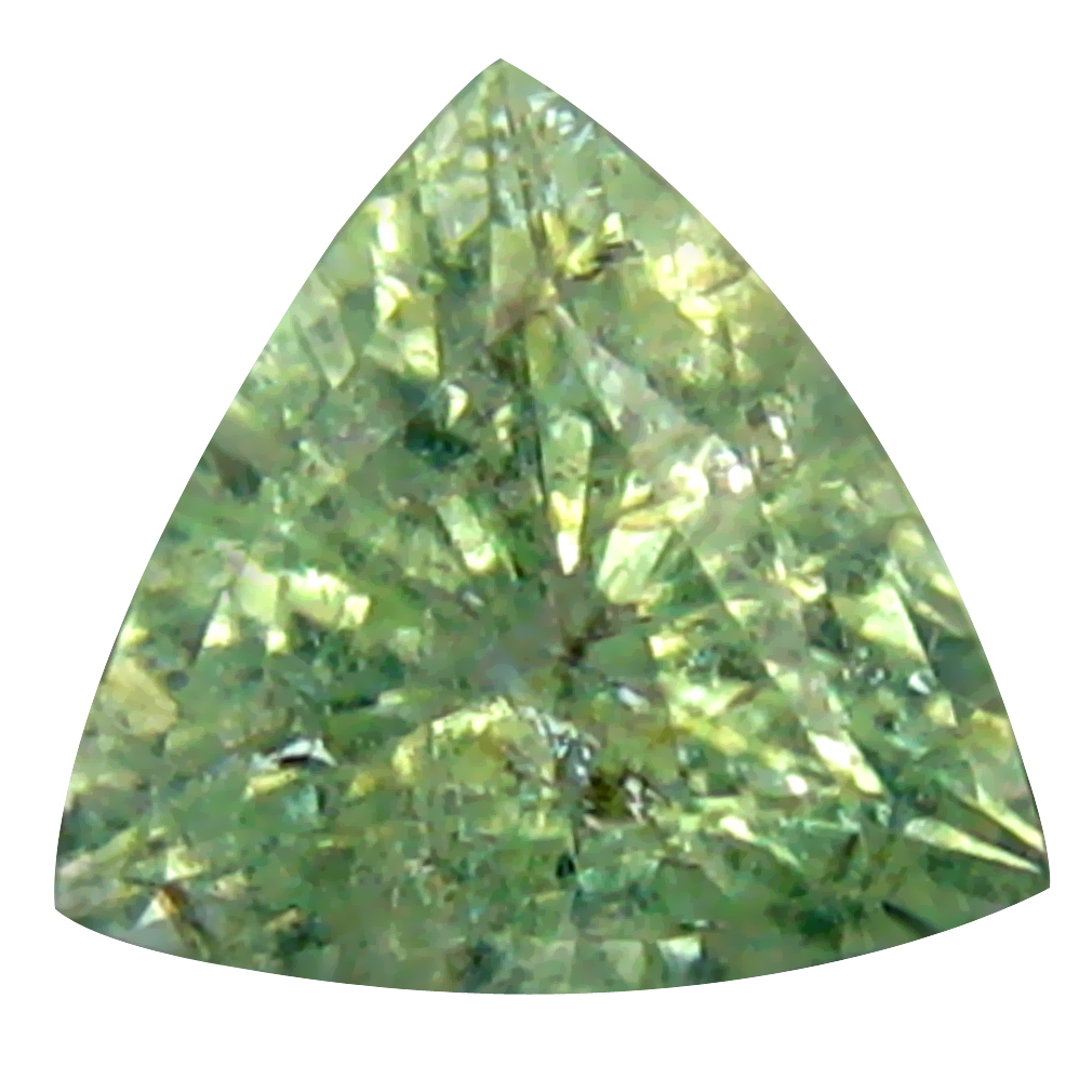 0.59 ct Incredible Triangle Cut (6 x 6 mm) Copper Bearing Paraiba Tourmaline Natural Loose Gemstone