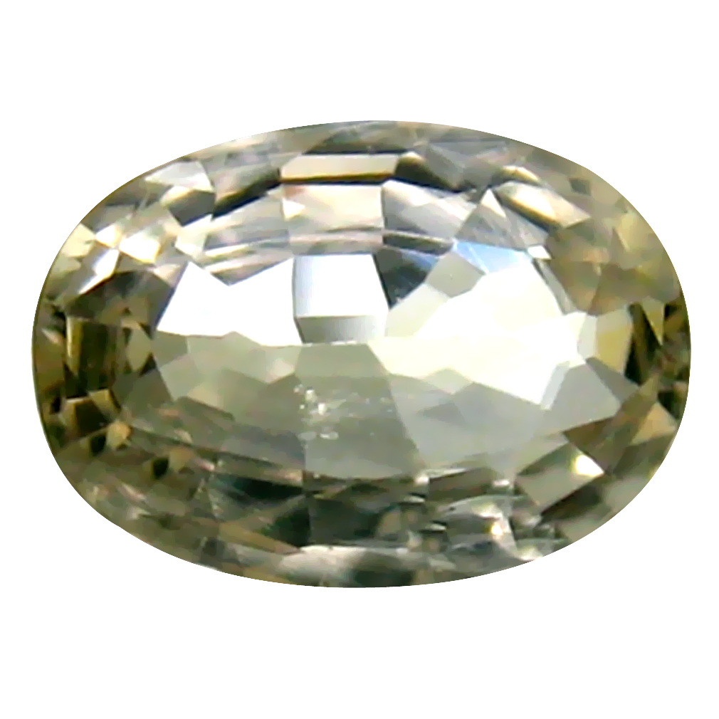 0.77 ct Amazing Oval Cut (7 x 5 mm) Ceylon Yellow Sapphire Genuine Loose Gemstone