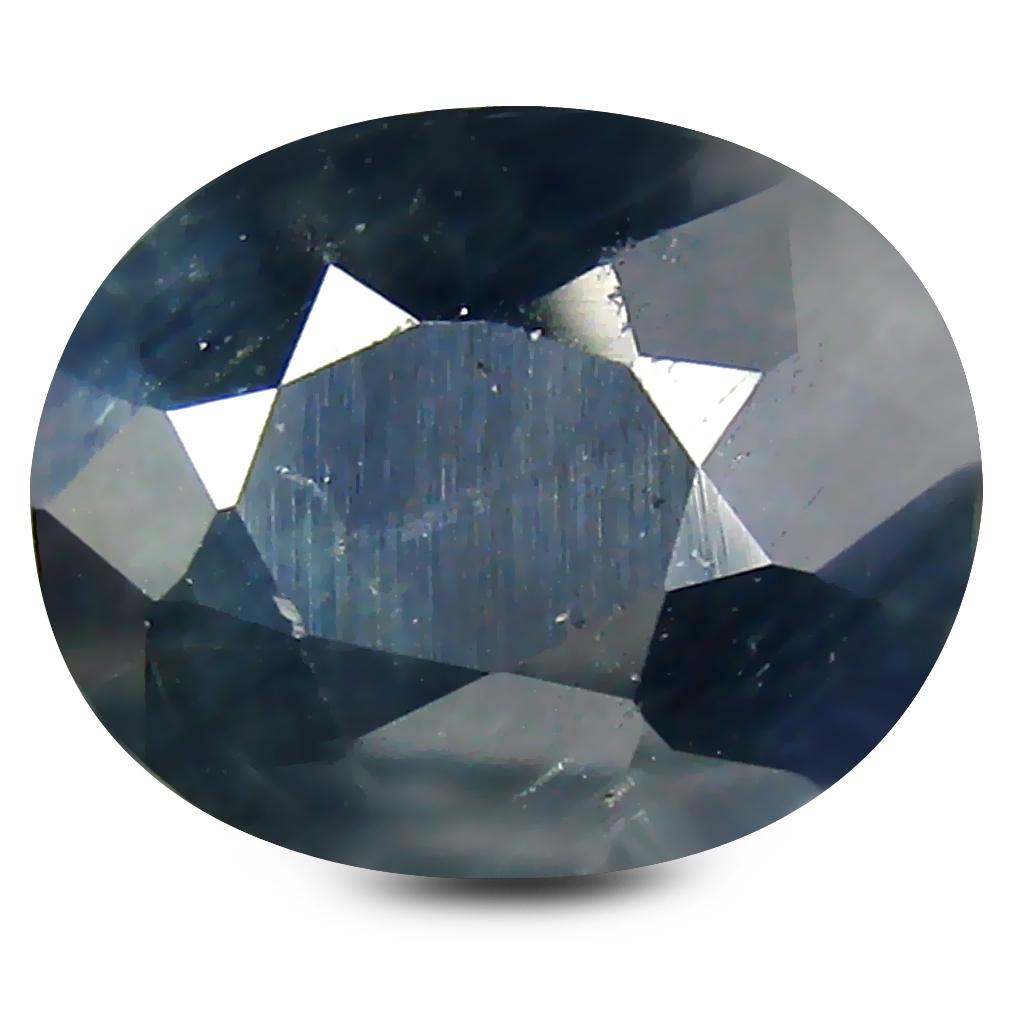 4.43 ct AA+ Extraordinary Oval Shape (10 x 9 mm) Blue Blue Sapphire Natural Gemstone