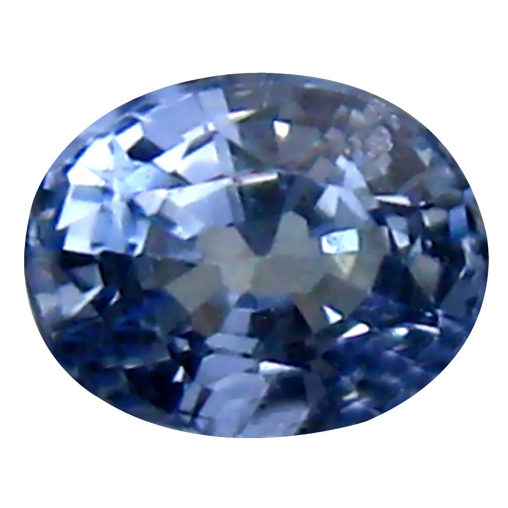 0.46 ct Stunning Oval Cut (5 x 4 mm) Ceylon Blue Sapphire Genuine Loose Gemstone