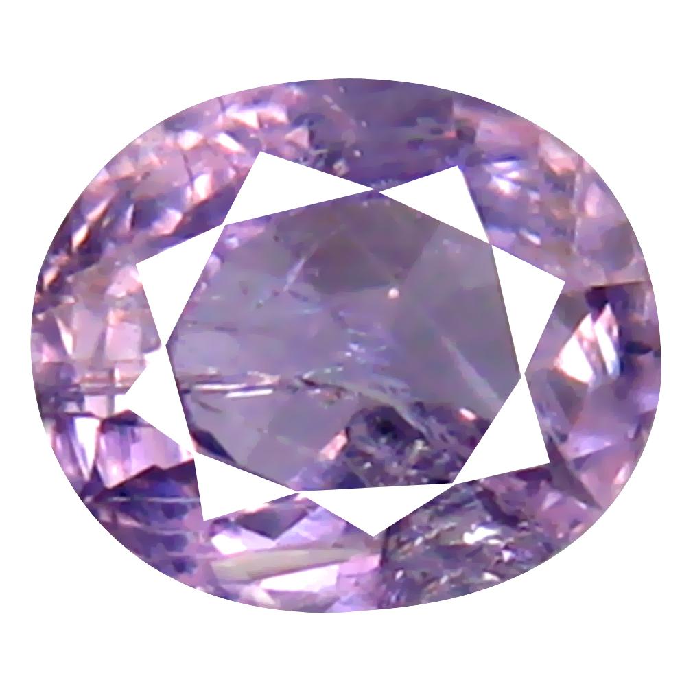 0.81 ct Charming Oval Cut (6 x 5 mm) Un-Heated Blue Sapphire Natural Gemstone