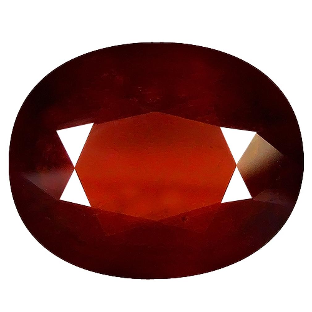 2.47 ct  Elegant Oval Shape (9 x 6 mm) Orangy Red Spessartine Natural Gemstone