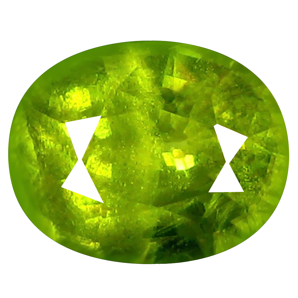 2.33 ct Incomparable Oval (9 x 7 mm) Un-Heated Pakistan Sphene Loose Gemstone