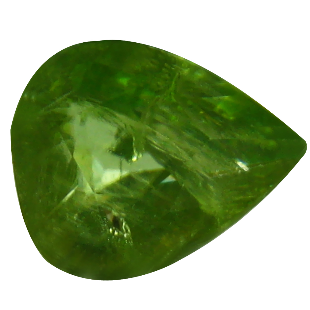 1.72 ct Significant Pear (9 x 7 mm) Un-Heated Pakistan Sphene Loose Gemstone