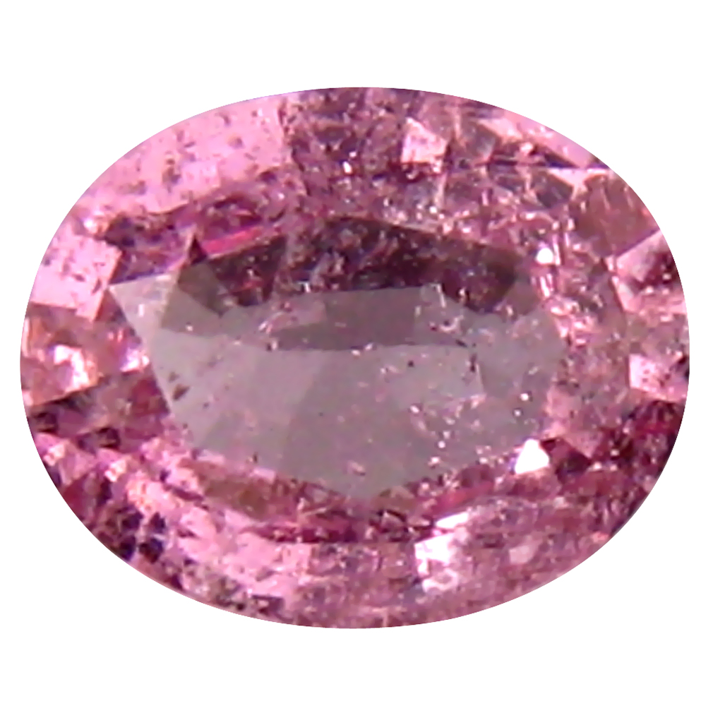 0.52 ct Charming Oval (6 x 5 mm) Unheated / Untreated Tanzania Pink Spinel Loose Gemstone