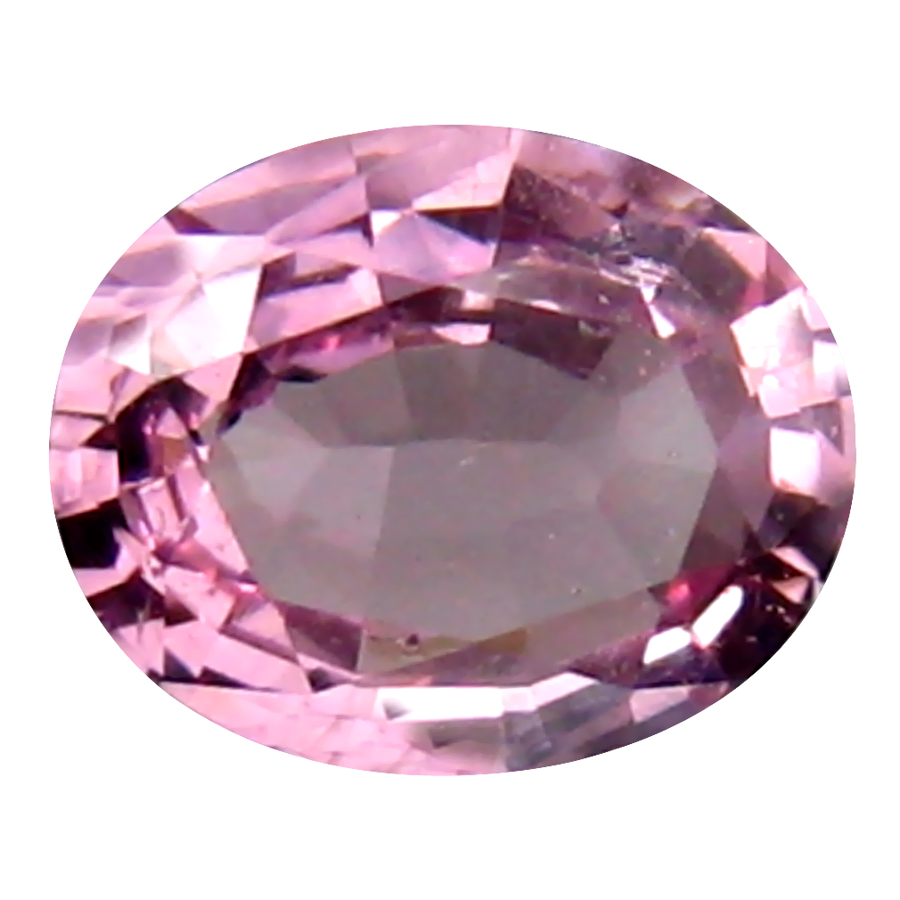 0.49 ct Impressive Oval (6 x 5 mm) Unheated / Untreated Tanzania Pink Spinel Loose Gemstone