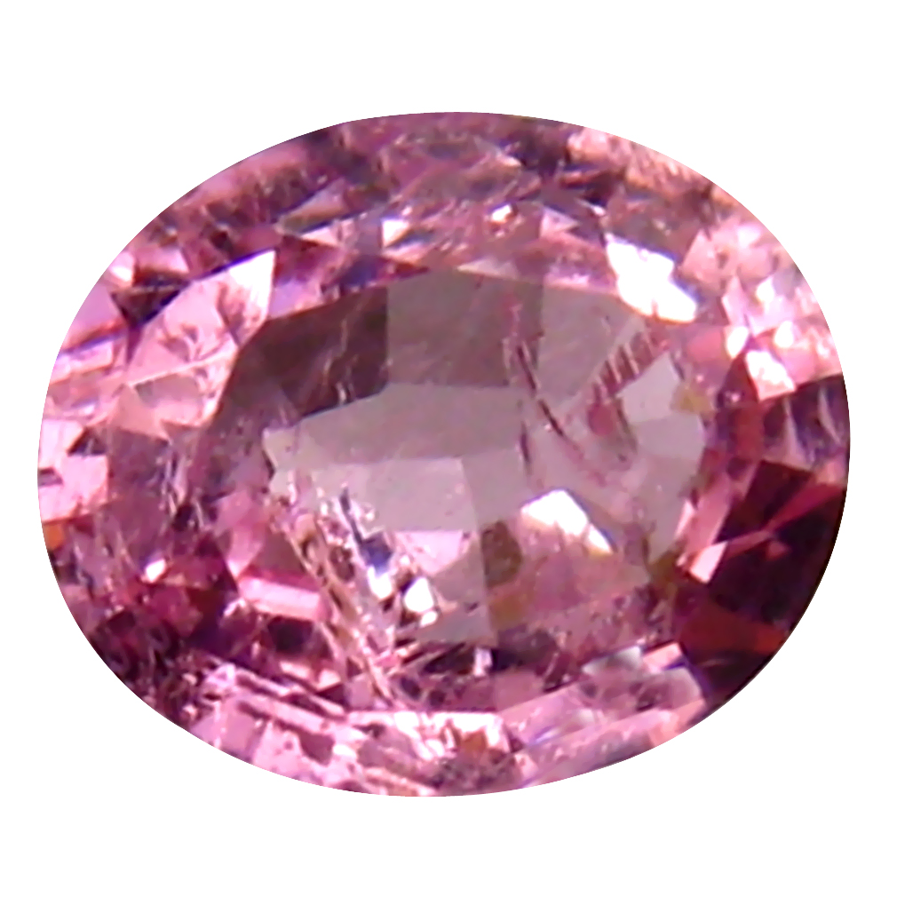 0.62 ct  Charming Oval Shape (6 x 5 mm) Pink Pink Spinel Natural Gemstone