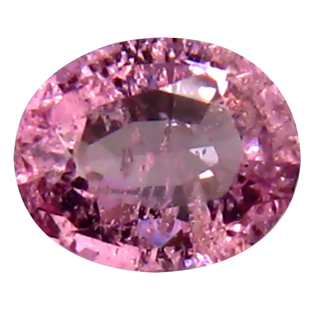 0.30 ct Fair Oval (5 x 4 mm) Unheated / Untreated Tanzania Pink Spinel Loose Gemstone