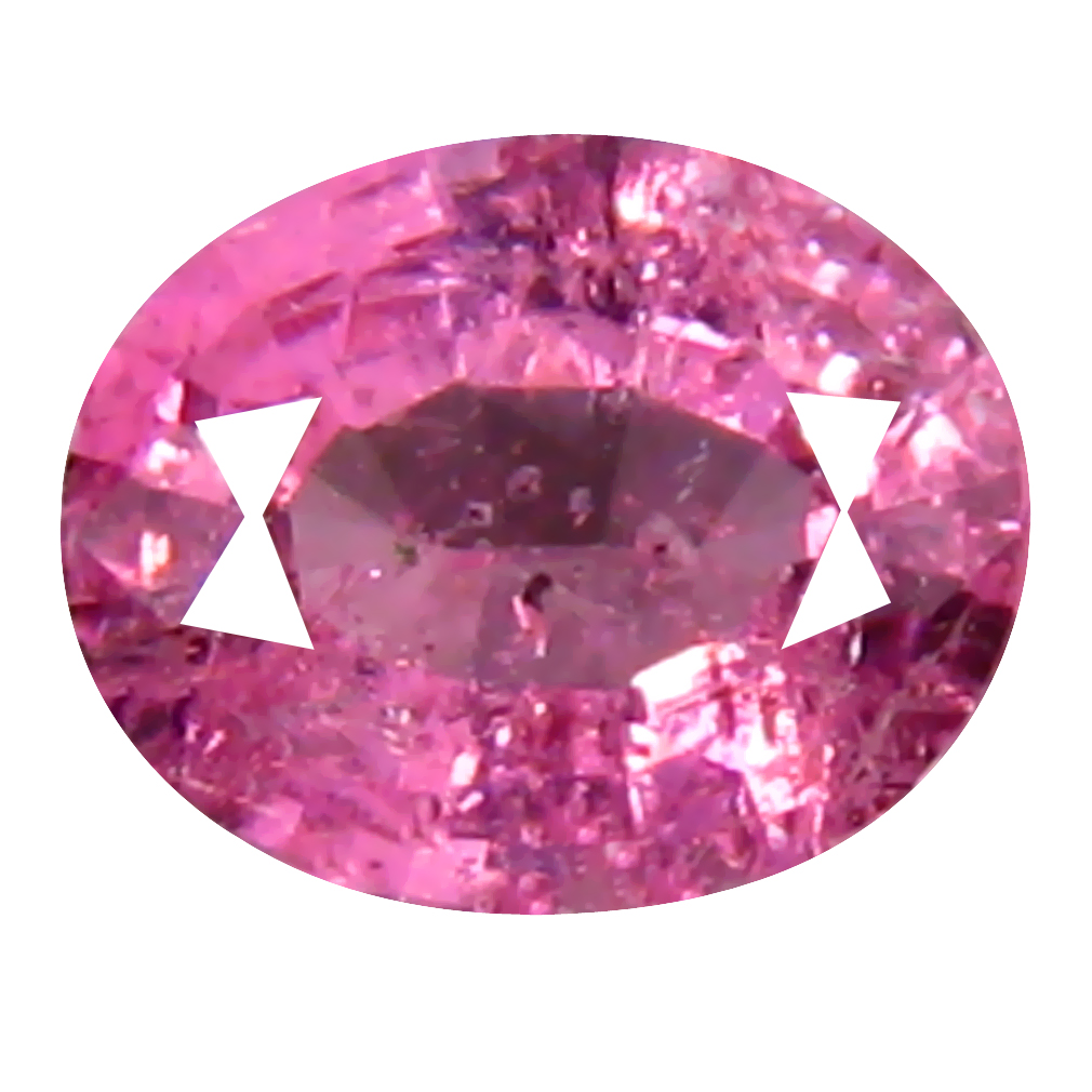 0.41 ct Exquisite Oval (5 x 4 mm) Unheated / Untreated Tanzania Pink Spinel Loose Gemstone