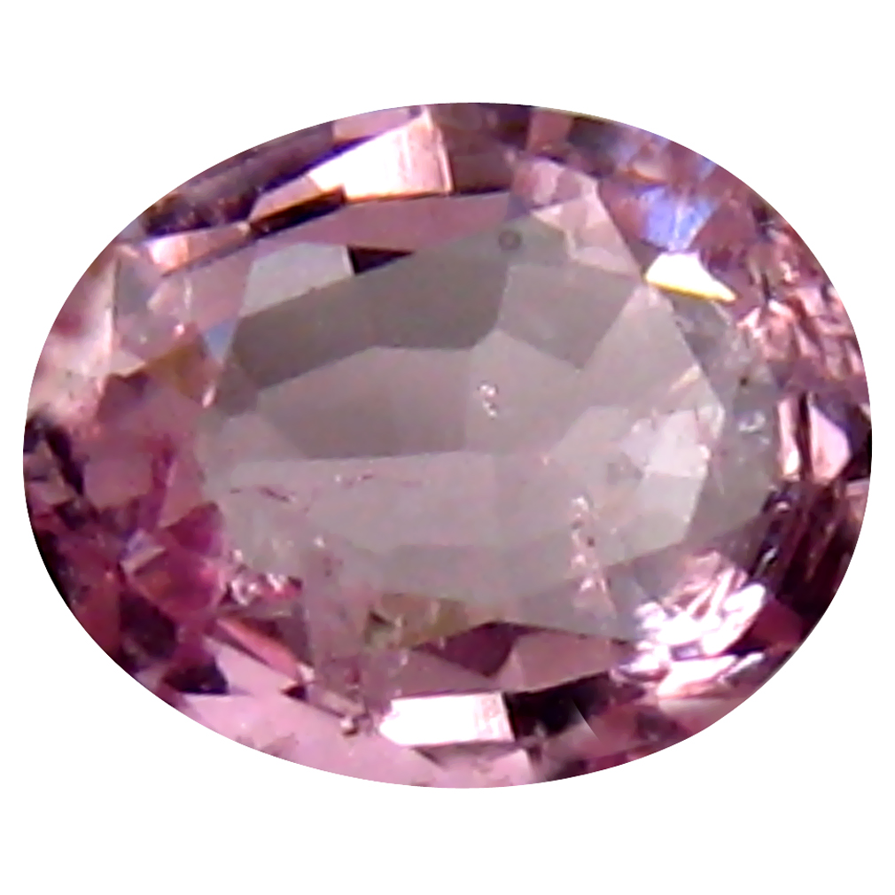 0.29 ct Unbelievable Oval (5 x 4 mm) Unheated / Untreated Tanzania Pink Spinel Loose Gemstone