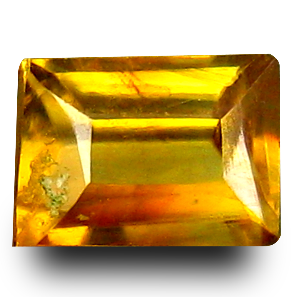 0.49 ct Mesmerizing Cushion Cut (5 x 4 mm) Un-Heated Natural Sphene Loose Gemstone