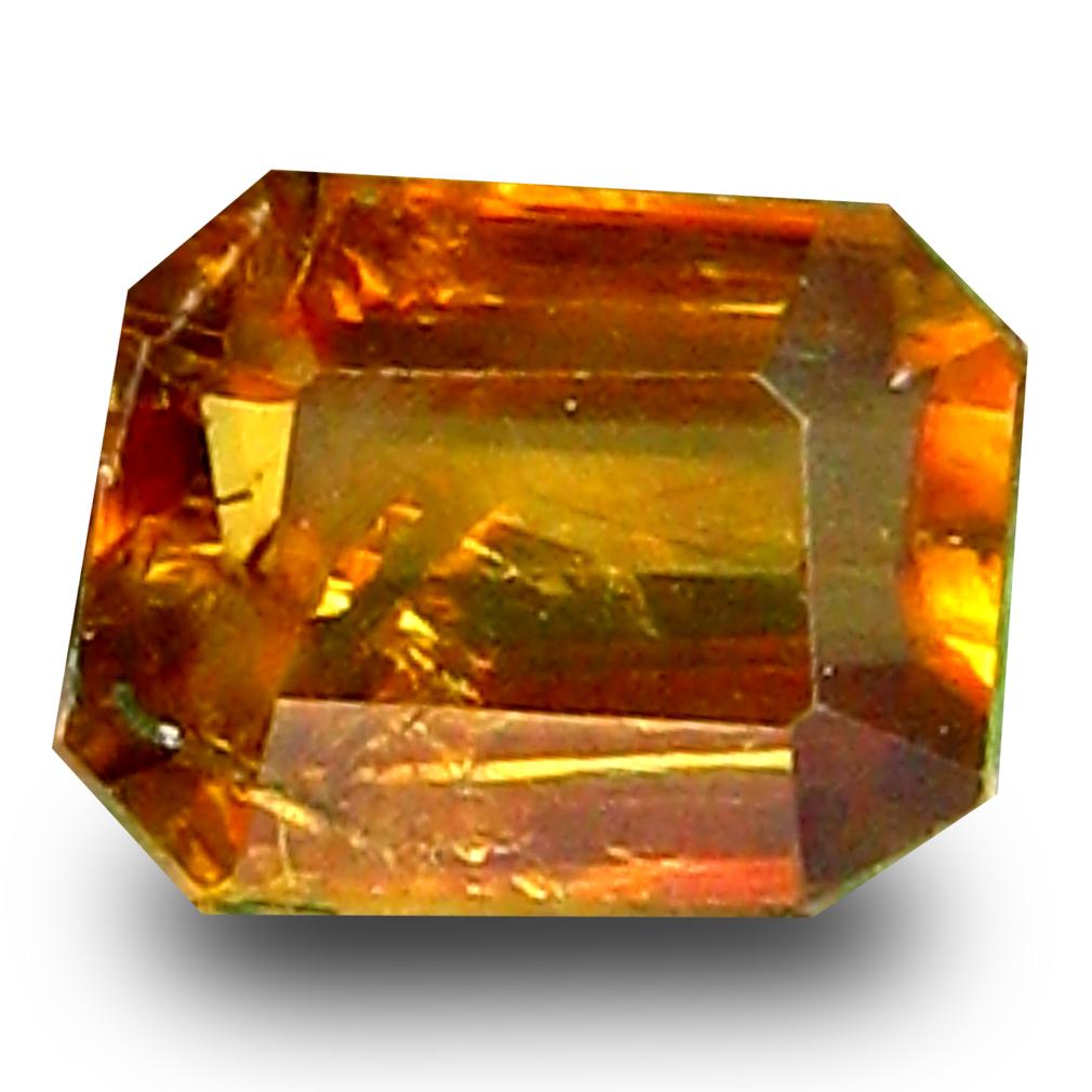 0.48 ct Dazzling Cushion Cut (5 x 4 mm) Un-Heated Natural Sphene Loose Gemstone