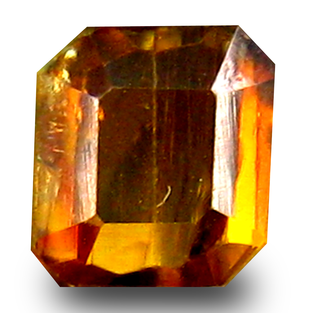 0.49 ct Terrific Cushion Cut (5 x 4 mm) Un-Heated Natural Sphene Loose Gemstone