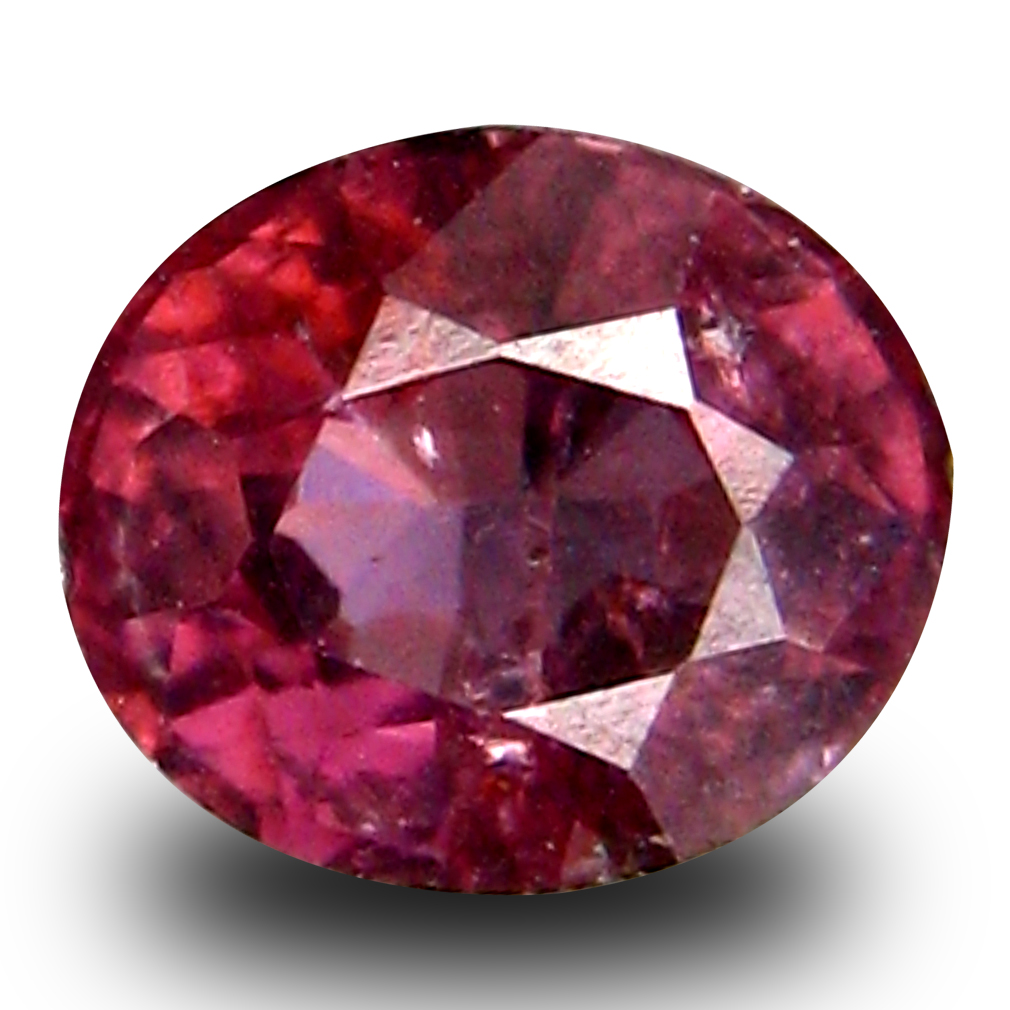 0.78 ct AAA+ Lovely Oval Cut (6 x 5 mm) Purple Spinel Natural Gemstone