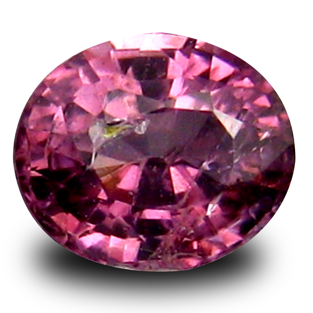 0.61 ct AAA+ Premium Oval Cut (5 x 4 mm) Purple Spinel Natural Gemstone