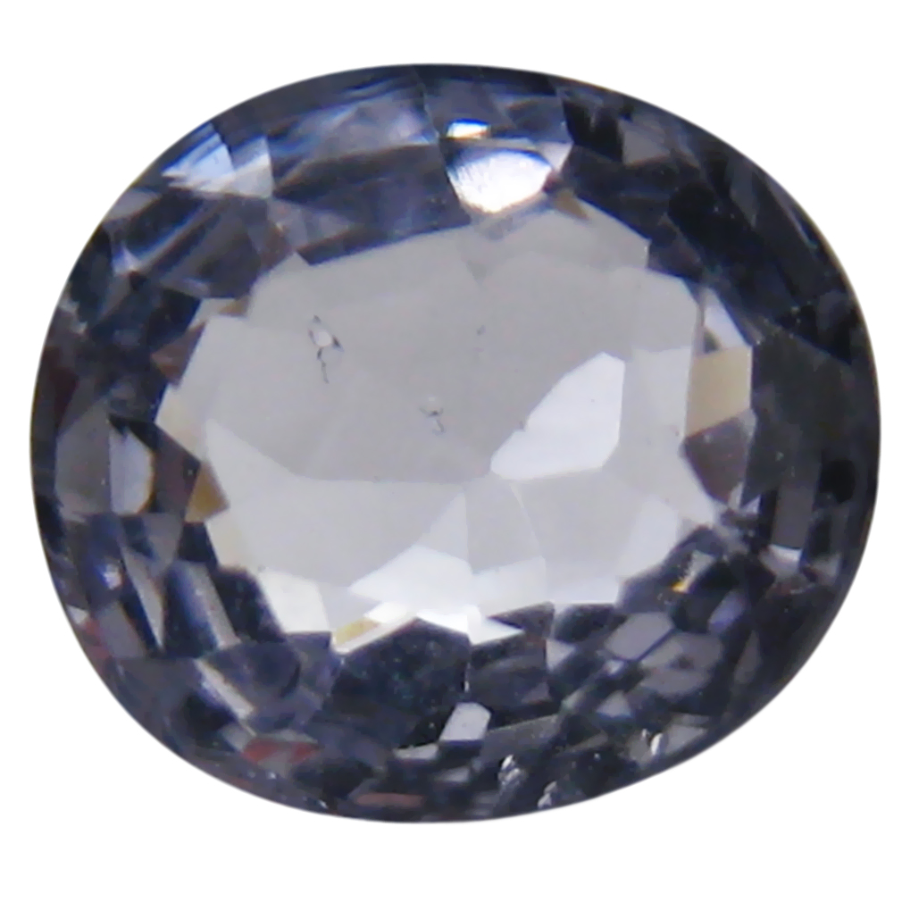 0.87 ct Marvelous Oval Cut (6 x 6 mm) Ceylon Spinel Genuine Loose Gemstone