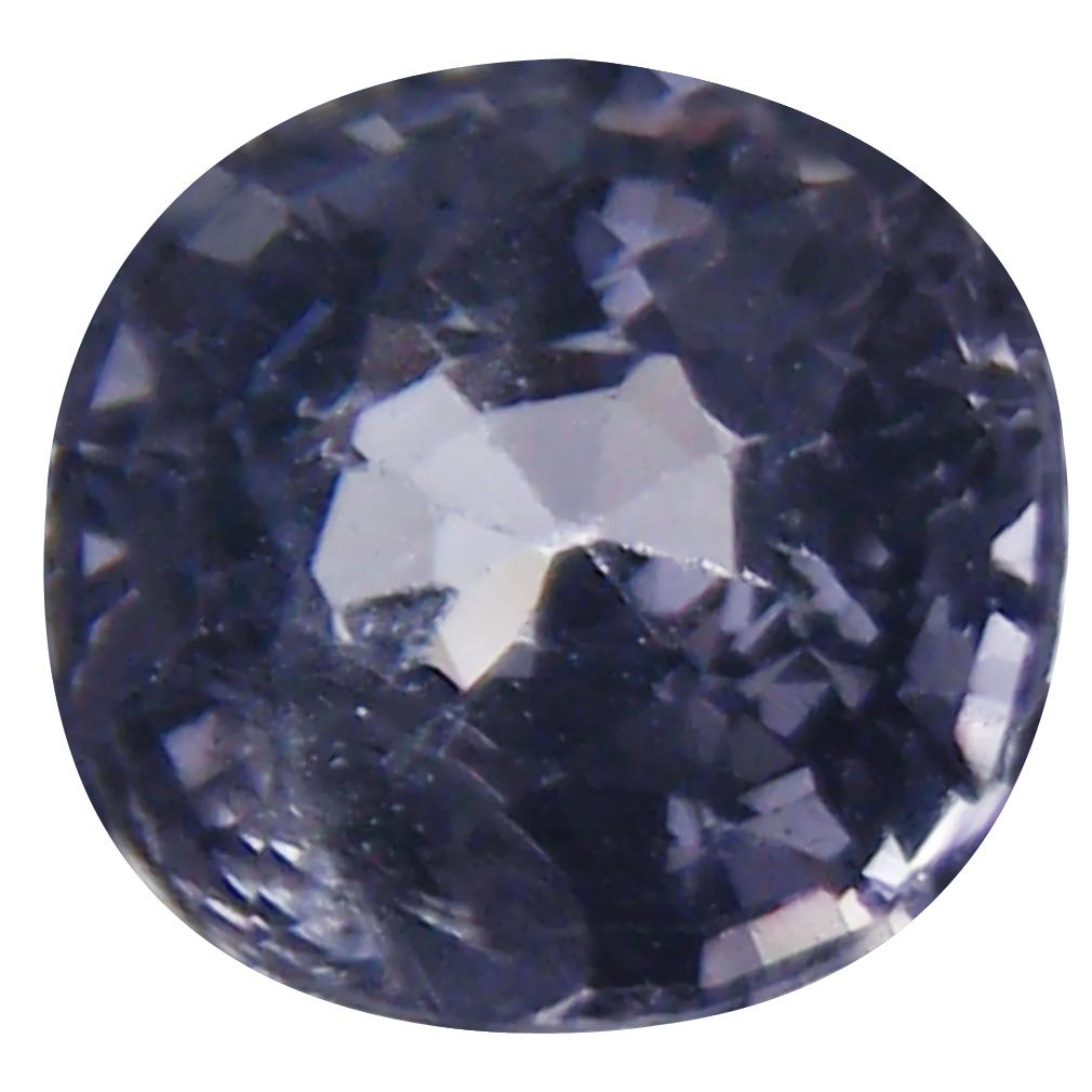 0.97 ct Beautiful Cushion Cut (6 x 6 mm) Ceylon Spinel Genuine Loose Gemstone