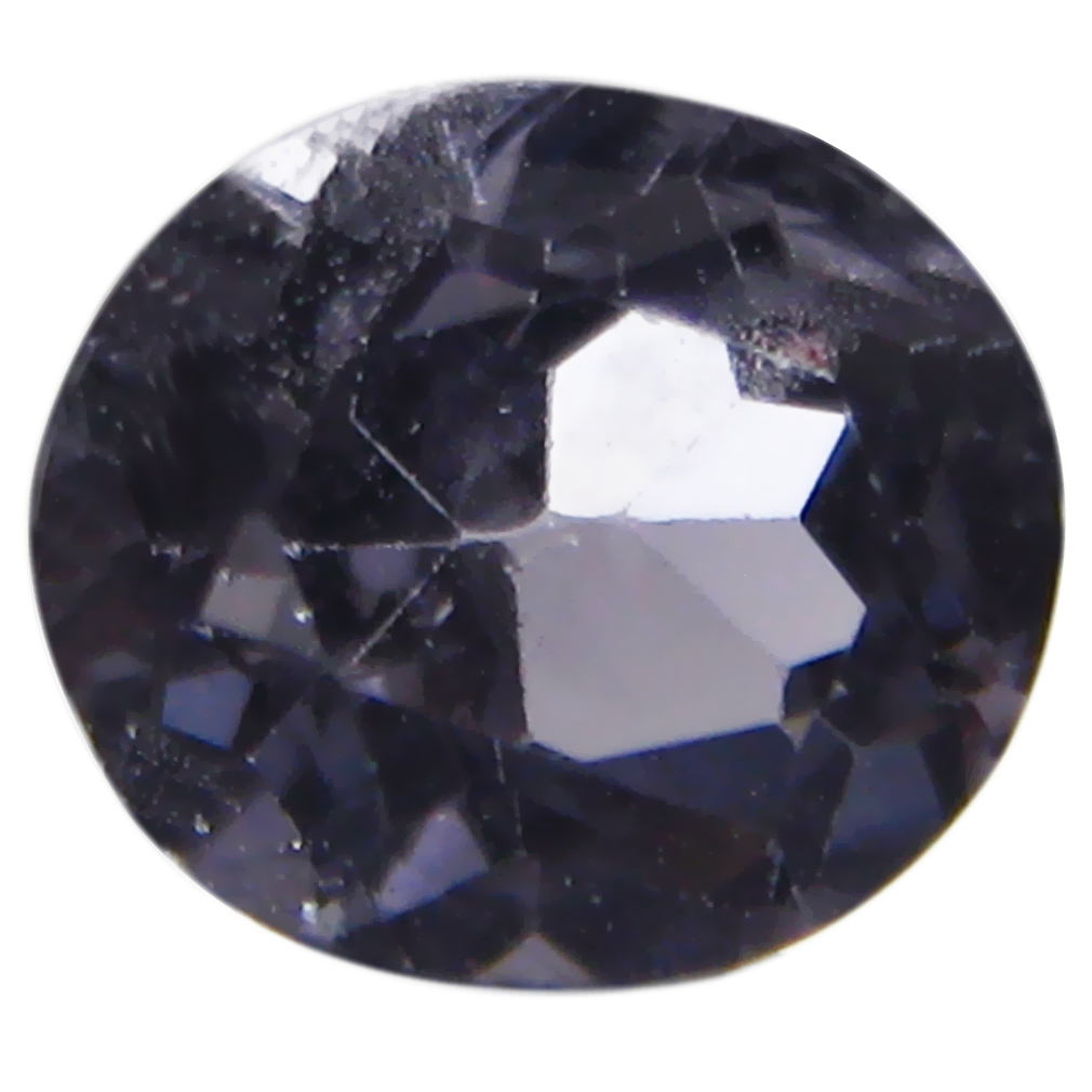 0.76 ct Impressive Oval Cut (6 x 5 mm) Ceylon Spinel Genuine Loose Gemstone