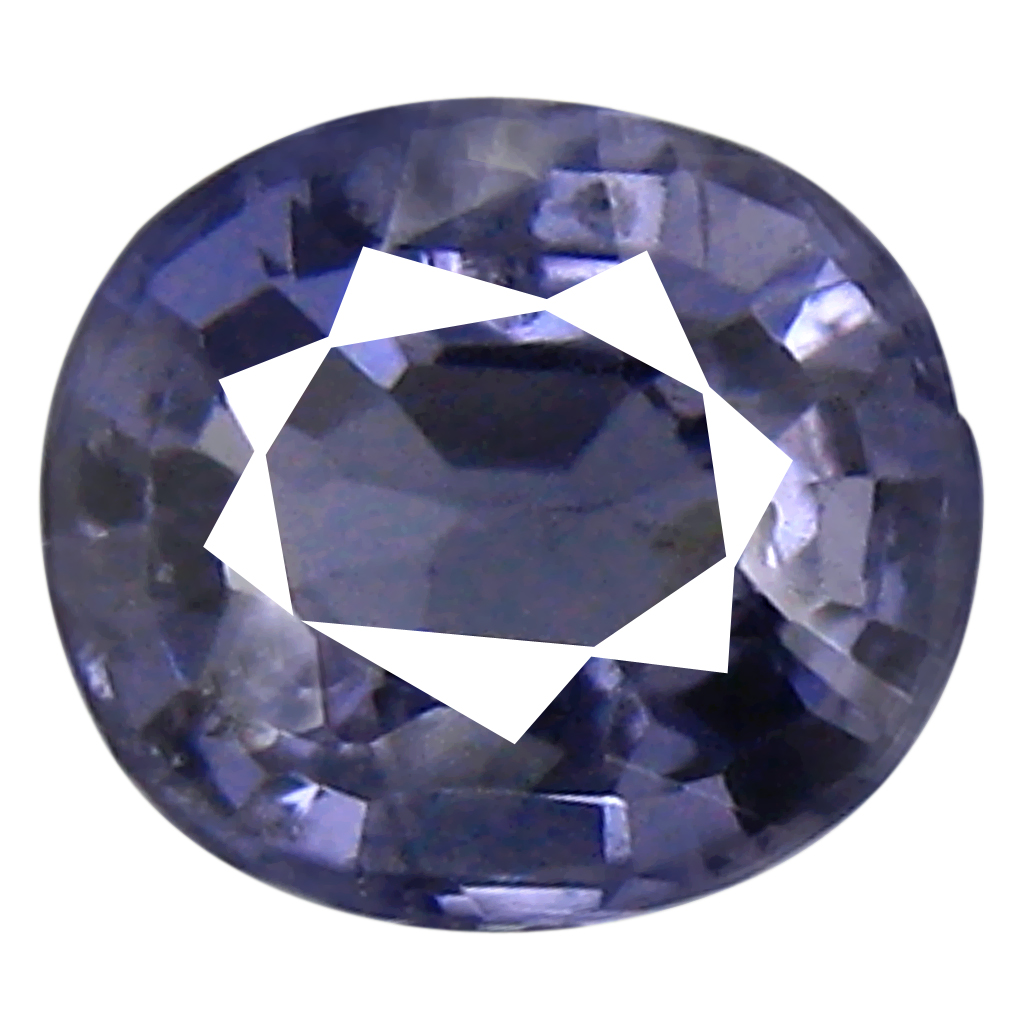 0.87 ct Incomparable Oval Cut (6 x 5 mm) Ceylon Spinel Genuine Loose Gemstone