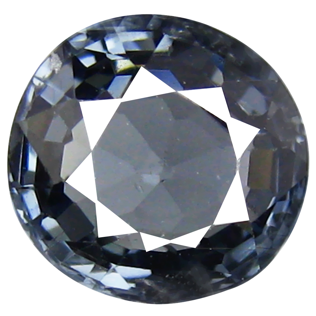 0.90 ct Mesmerizing Oval Cut (6 x 6 mm) Ceylon Spinel Genuine Loose Gemstone