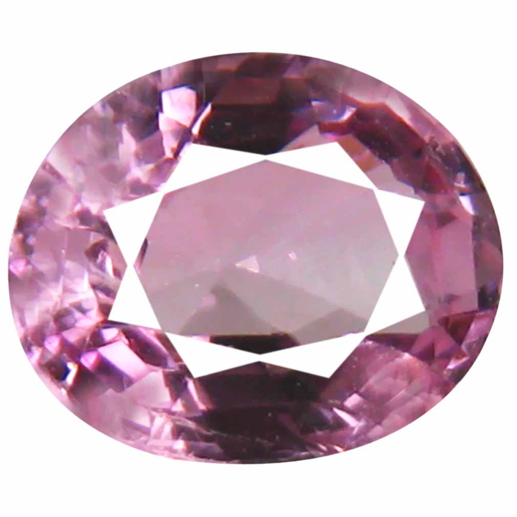 1.04 ct Spectacular Oval Cut (7 x 6 mm) Ceylon Spinel Genuine Loose Gemstone