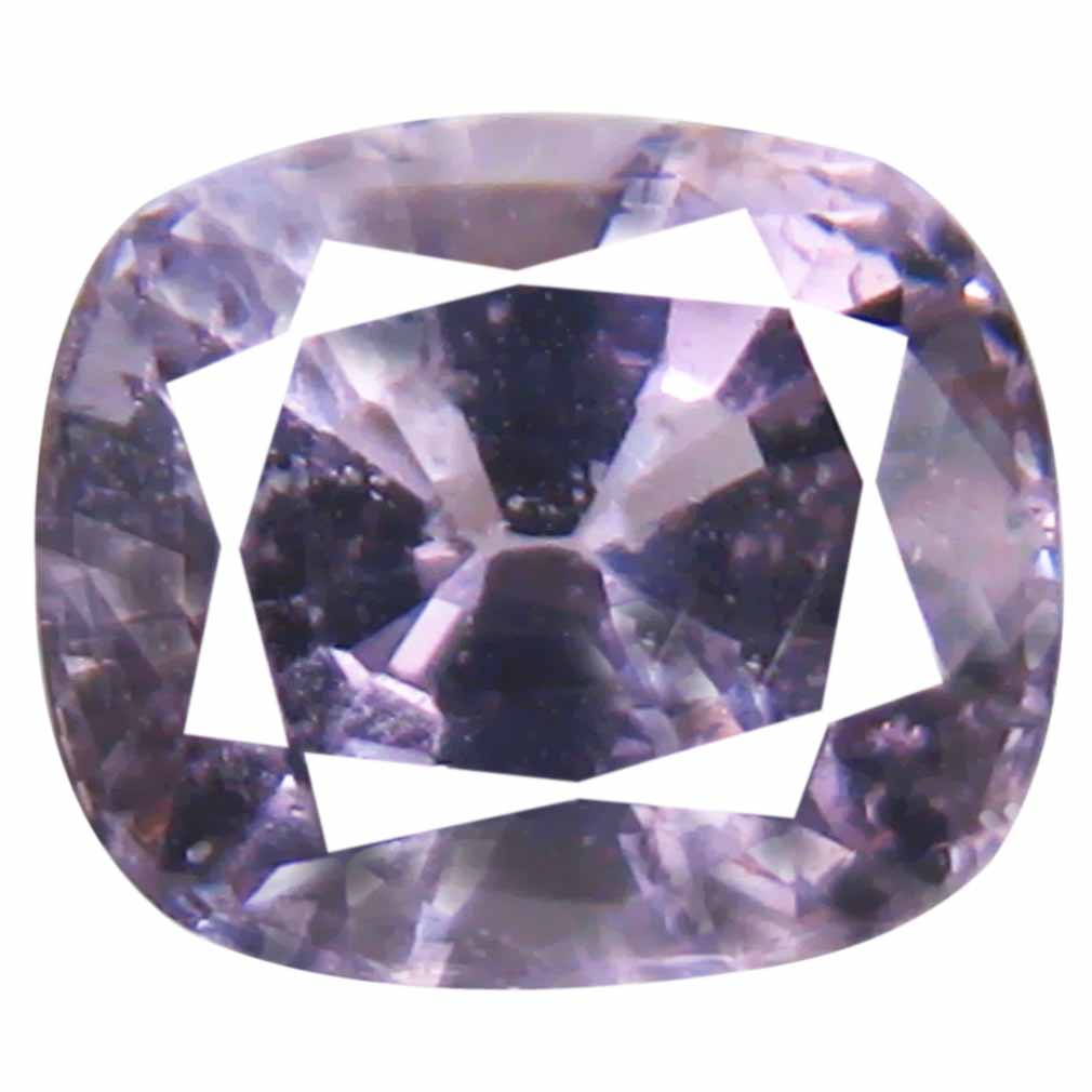 1.32 ct Pretty Cushion Cut (7 x 6 mm) Ceylon Spinel Genuine Loose Gemstone