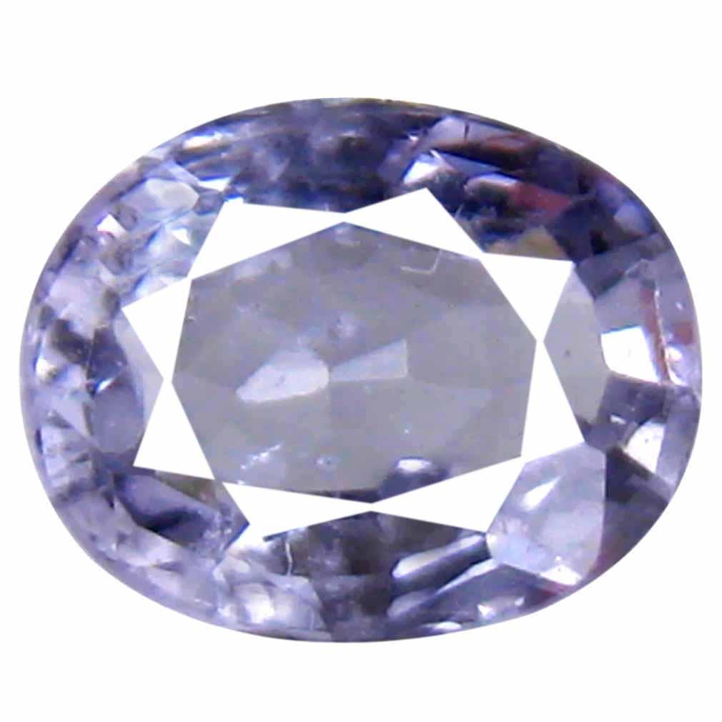 0.99 ct Beautiful Oval Cut (7 x 6 mm) Ceylon Spinel Genuine Loose Gemstone