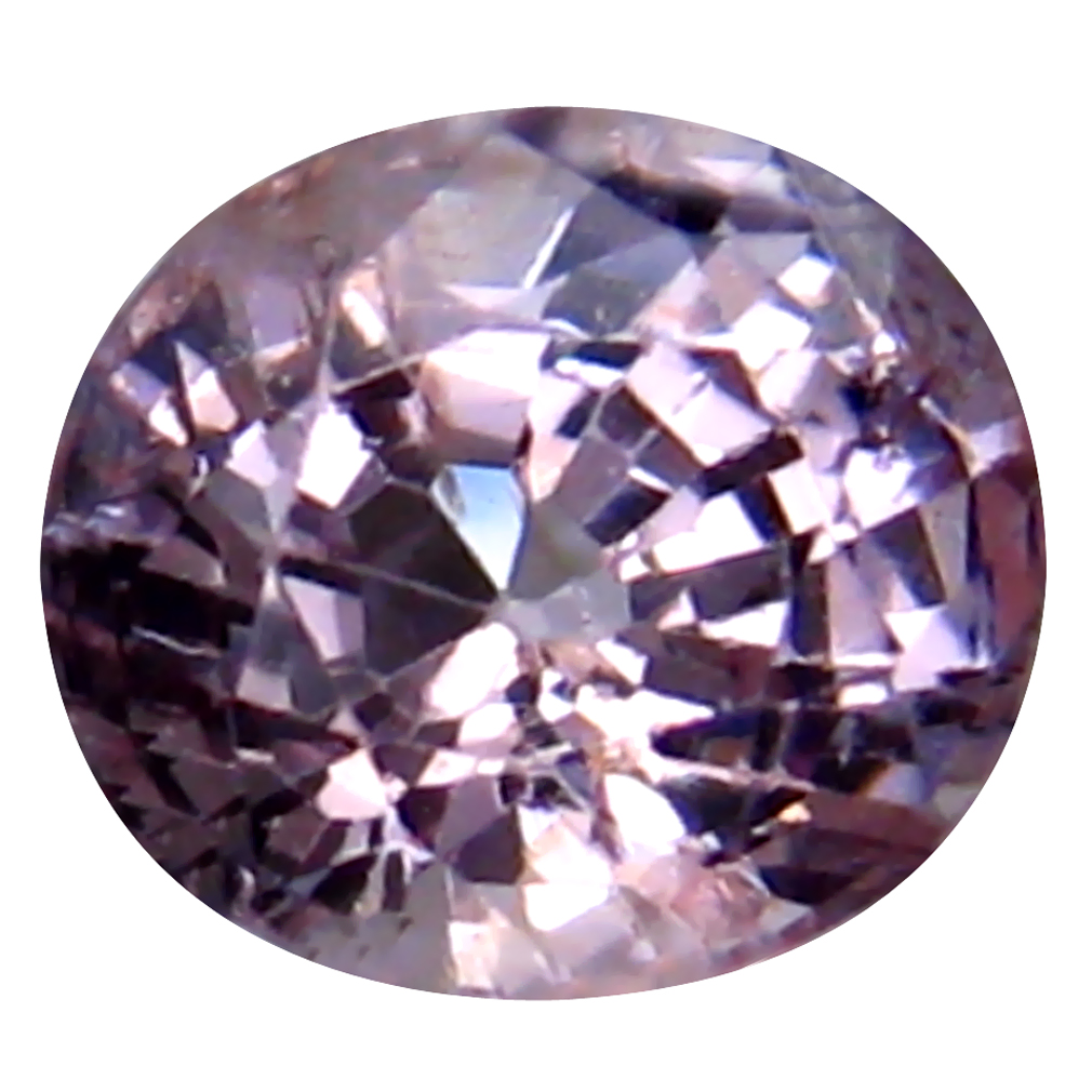 0.90 ct Unbelievable Oval (6 x 5 mm) Un-Heated Tanzania Spinel Loose Gemstone