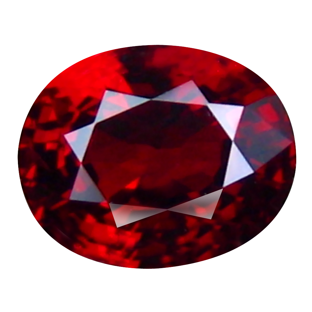 0.91 ct Exquisite Oval (6 x 5 mm) Un-Heated Tanzania Spinel Loose Gemstone