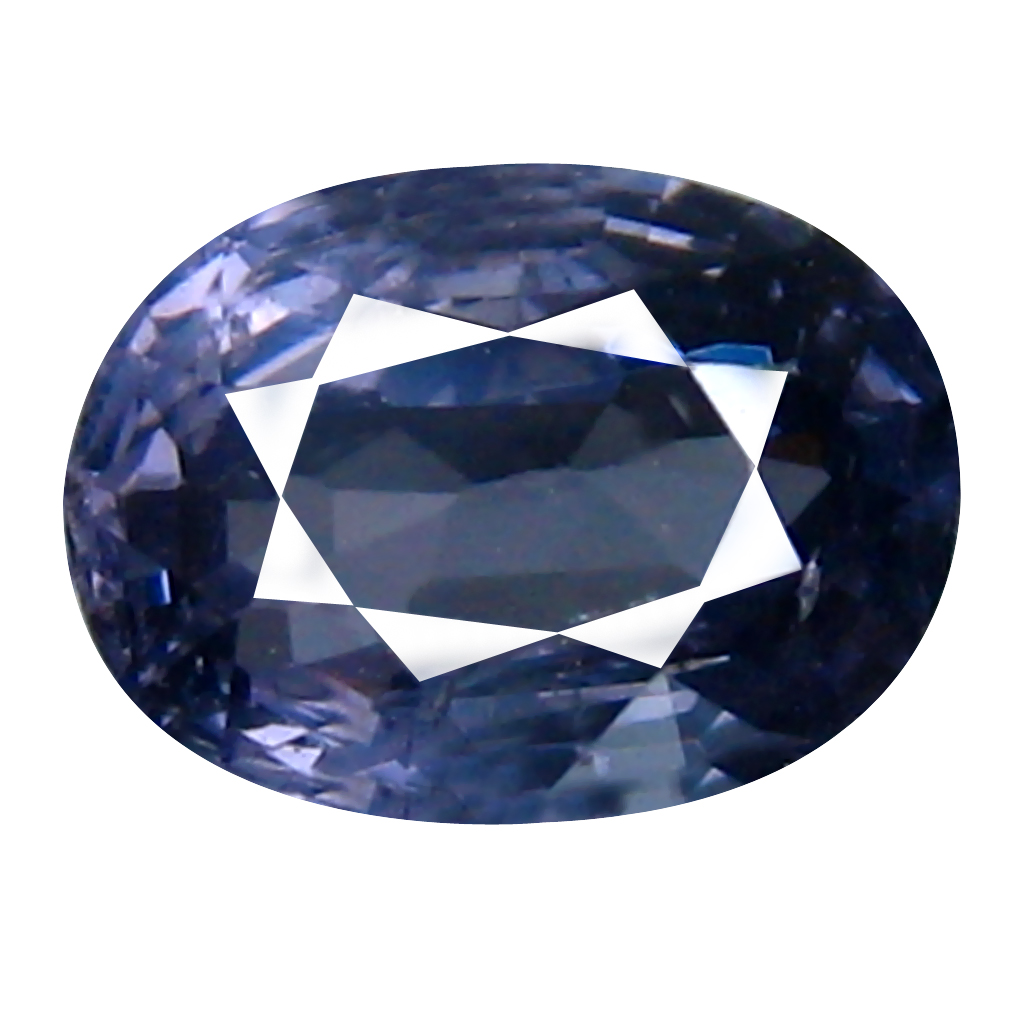 1.10 ct Outstanding Oval (7 x 5 mm) Un-Heated Tanzania Spinel Loose Gemstone