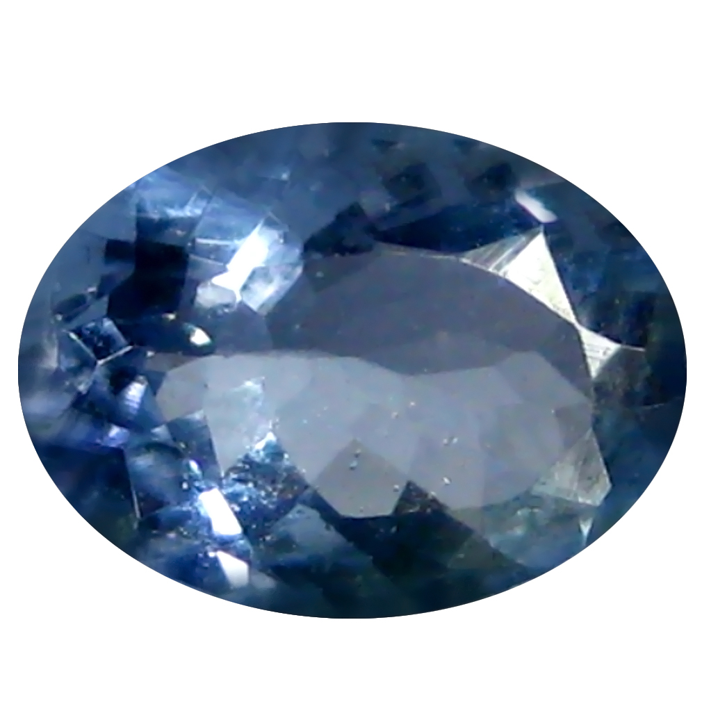 0.72 ct AAA Incredible Oval Shape (7 x 5 mm) Bluish Violet Tanzanite Natural Gemstone